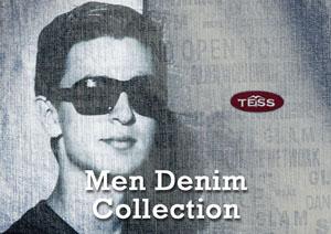 Tess Men Denim Collection